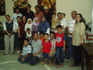 reunion  PKP BDNI - agustus 2009